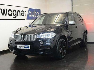 gebraucht BMW X5 M50d Aut.M-Sportpaket/NaviPro/HeadUp/Hifi/AH... SUV / Geländewagen