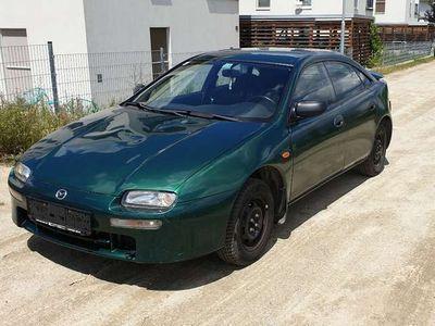 gebraucht Mazda 323F 1.5 Edition (Grün)