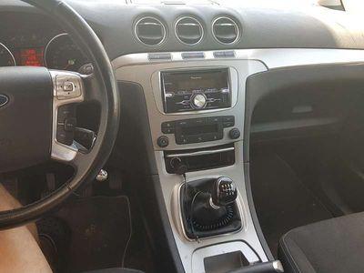 gebraucht Ford Galaxy BUSINESS 2,0D Kombi / Family Van