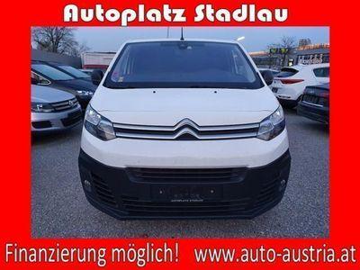 gebraucht Citroën Jumpy 2,0 BlueHDi 120 XL Komfort Plus *FINANZIERUNG MÖG