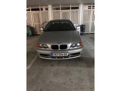 gebraucht BMW 318 3er-Reihe Coupé (E46) Aut.
