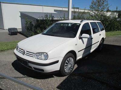 gebraucht VW Golf Variant TDI Kombi / Family Van
