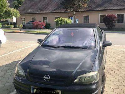 gebraucht Opel Astra Cabriolet G-Cabrio / Roadster