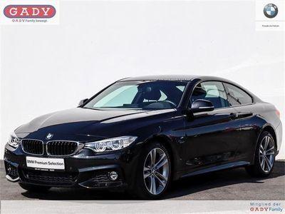 gebraucht BMW 420 4er-Reihe i xDrive M Sport Coupe Sportwagen / Coupé