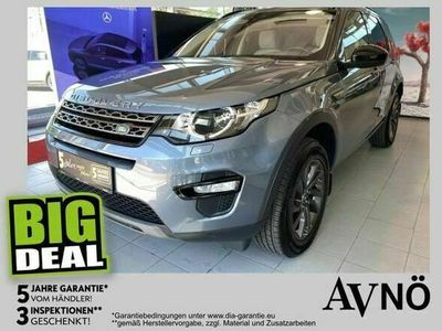 gebraucht Land Rover Discovery Sport 2.0 SD4 4WD Navi, Klima, SHZ