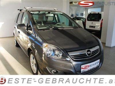 brugt Opel Zafira Cosmo 1.7 CDTI