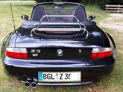 gebraucht BMW Z3 2,8l MPaket,MSpiegel,Voll,Individual, Cabrio / Roadster
