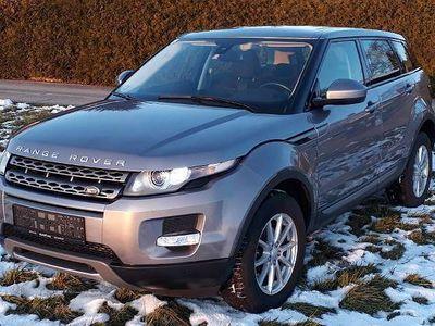 gebraucht Land Rover Range Rover evoque Pure 2,2 TD SUV / Geländewagen
