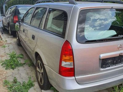 gebraucht Opel Astra 1.8 Benzin Kombi / Family Van