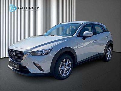 gebraucht Mazda CX-3 G121 Challenge