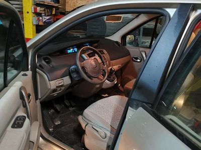 gebraucht Renault Scénic Sky 1,9 dCi Kombi / Family Van
