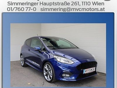 used Ford Fiesta ST-Line 1,0 EcoBoost Start/Stop Limousine,