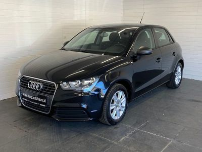 gebraucht Audi A1 Sportback 1.4 TFSI Attraction