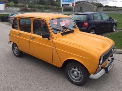 brugt Renault R4 R4-112 Klein-/ Kompaktwagen,