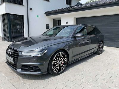 gebraucht Audi A6 Avant 3,0 TDI Competition Quattro tiptronic/BOSE/Virtual/Cam/ACC/LED Kombi / Family Van