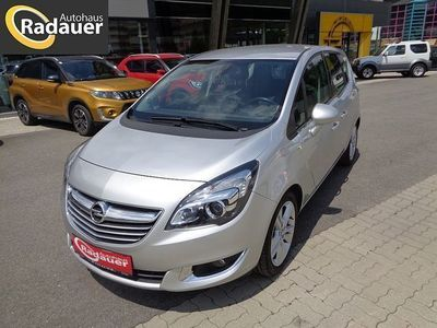 gebraucht Opel Meriva 1,6 CDTI Ecotec Cosmo Start/Stop System