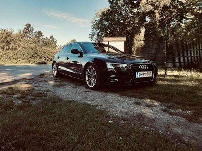 gebraucht Audi A5 Sportback 3,0 TDI DPF Aut.