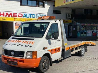 gebraucht VW LT 46 TDI 5.300€ Netto Abschleppwagen Autotransporter