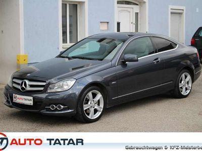 gebraucht Mercedes C250 CDI BlueEfficiency Coupe Aut. | 243,- mtl. | Navi