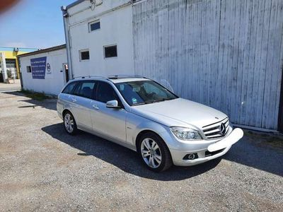 gebraucht Mercedes C220 T CDI BlueEfficiency C -Klasse T-Modell (BM 204)