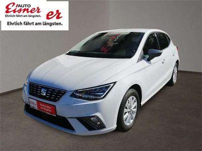 gebraucht Seat Ibiza Xcellence 1,0 Eco TSI
