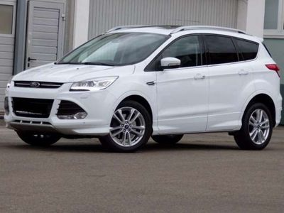 gebraucht Ford Kuga 2,0 TDCi Titanium 4x4 Aut.