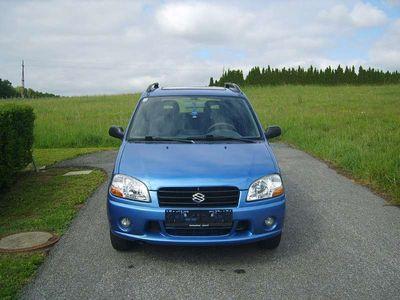 used Suzuki Ignis 1,3 GL 5TG 4WD Klein-/ Kompaktwagen,