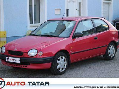 used Toyota Corolla 2,0 SDE Linea Terra Ds. Klima ! Export| Bastler ; Fahrbereit | Klein-/ Kompaktwagen,