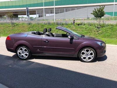 gebraucht Ford Focus Cabriolet CC Sport 1,6 / Roadster,
