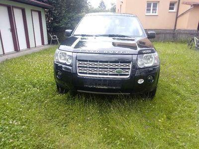 gebraucht Land Rover Freelander TD4 HSE