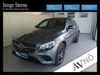 gebraucht Mercedes GLC250 GLC Coupe d 4Matic (253.309) Knieairbag*Co