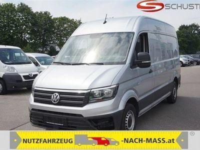 gebraucht VW Crafter 35 TDI 2.0 MR Hochdach Parklenkass Klima P