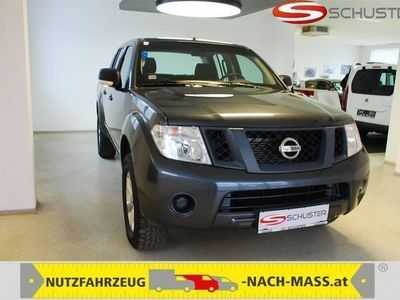 brugt Nissan Navara Double Cab XE 2,4 dci 4WD