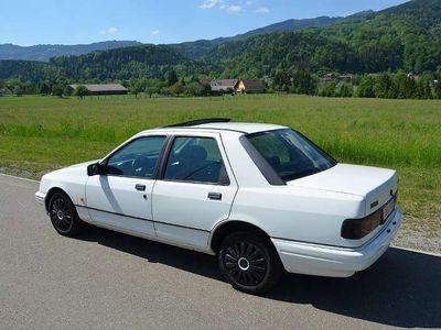 gebraucht Ford Sierra TD Kein RS ST Sammlerstücke Neues Pickerl Limousine,
