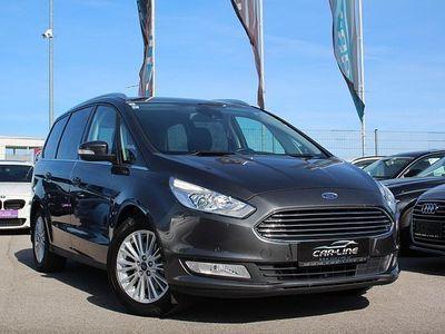 brugt Ford Galaxy 2,0 TDCi Titanium Start/Stop Powershift Kombi / Family Van,