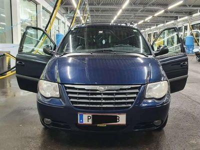 gebraucht Chrysler Voyager 2,8 SE CRD Austria Aut. SE Austria