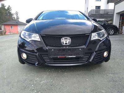 gebraucht Honda Civic 1,6i-DTEC Elegance