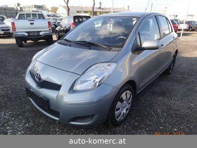 gebraucht Toyota Yaris 1,0-l-VVT-i Cool