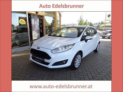 gebraucht Ford Fiesta Trend 1,25**BLUETOOTH*USB** Limousine