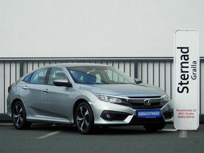 gebraucht Honda Civic 1,5 VTEC Turbo Elegance