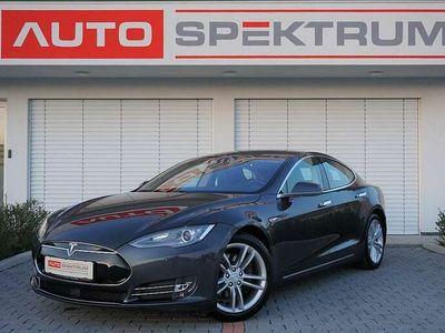 gebraucht Tesla Model S 85D   LUFT   € 347 mtl   SC Free   Allrad   Tec...