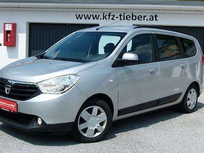 gebraucht Dacia Lodgy Lauréate dCi 110 *NAVIGATION*AHK*KLIMA*6-GANG*PICKERL 6/2010+4M* Kombi / Family Van,