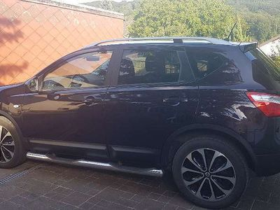 gebraucht Nissan Qashqai iWay 1,6 dci SUV / Geländewagen,