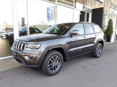 gebraucht Jeep Grand Cherokee 3,0 V6 Multijet II Limited