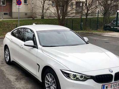 gebraucht BMW 418 Gran Coupé 4er Aut. Advantage