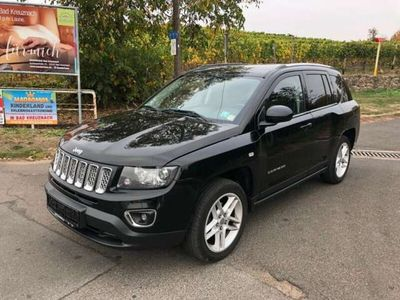 used Jeep Compass 2,2 CRD Sport 4WD