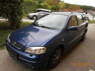 gebraucht Opel Astra Caravan Premiumline DTI Ds. Kombi / Family Van