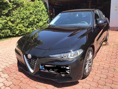 gebraucht Alfa Romeo Giulia Super 2.2 Limousine