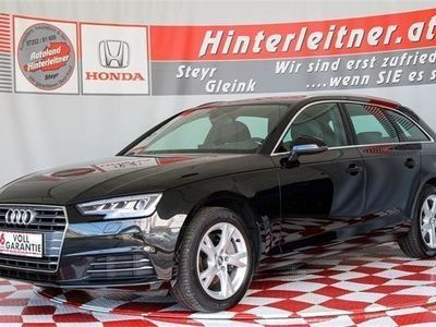 gebraucht Audi A4 Avant 2,0 TDI Sport Matrix LED NAVI CONNECT