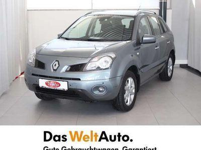 gebraucht Renault Koleos 2,0 dCi 4x4 Dynamique DPF